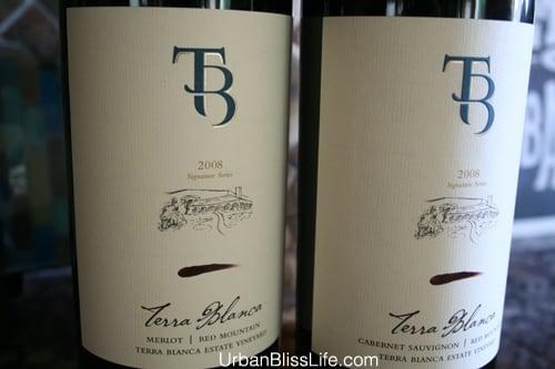 Best Washington wines - Terra Blanca