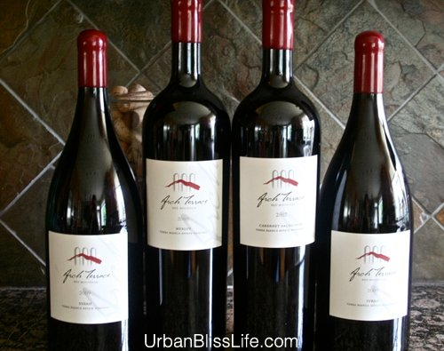 WA Wine Country - Terra Blanca - Magnums
