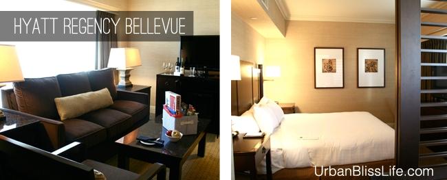 Hyatt Regency Bellevue - Suite