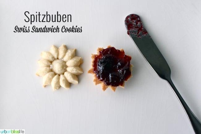 Swiss Sandwich Cookies