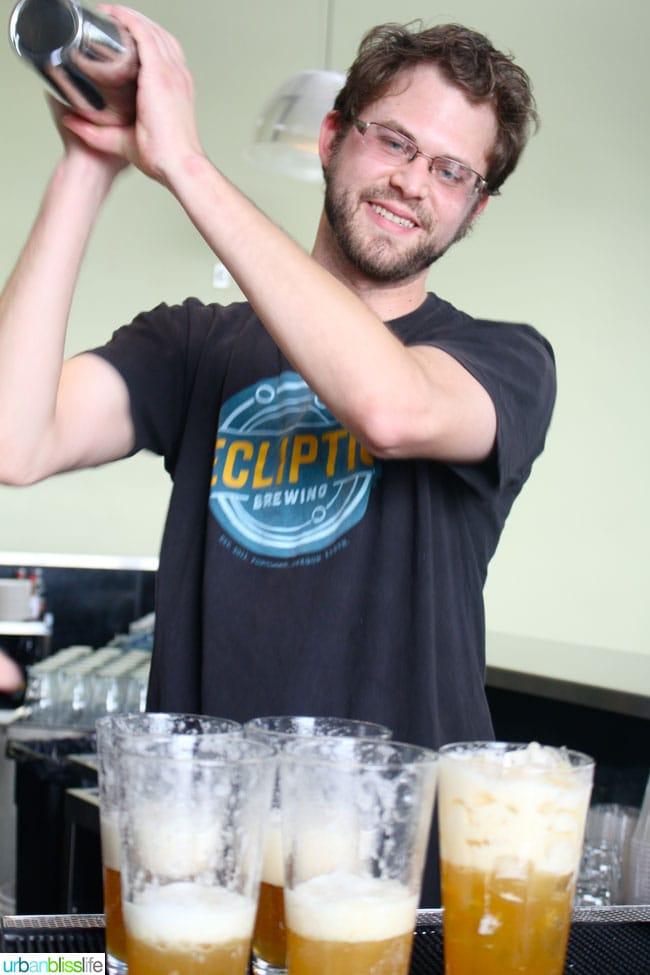 Ecliptic Brewing, Portland, Oregon   UrbanBlissLife.com