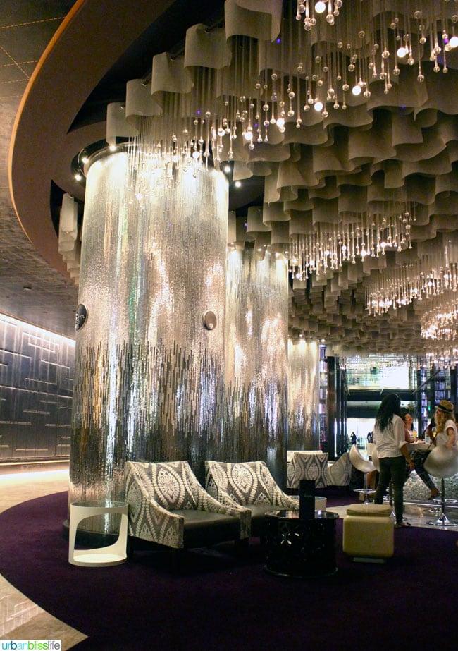Las Vegas Cosmopolitan Hotel--Travel Las Vegas on UrbanBlissLife.com