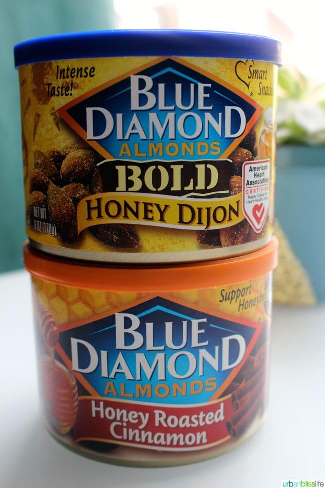 Blue Diamond Honey Dijon Almonds