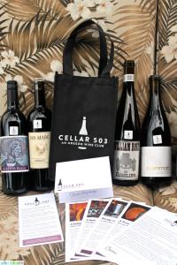 Cellar 503 Oregon Wine Club
