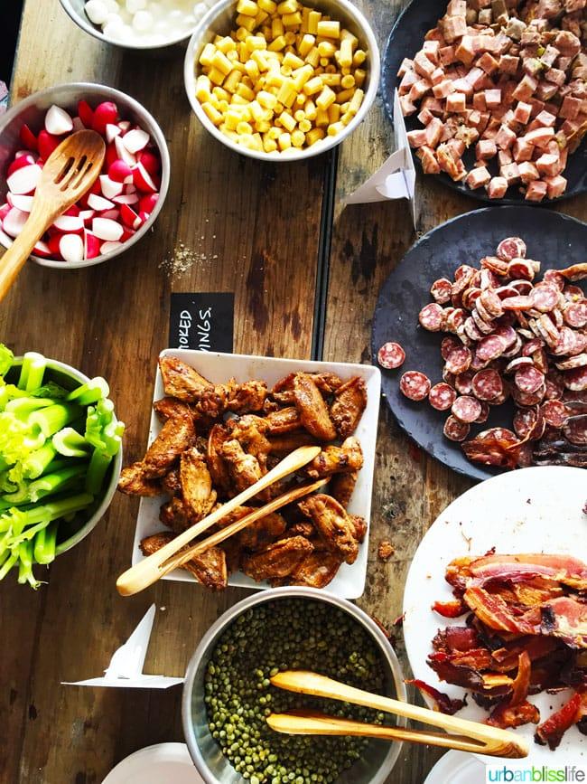 Feast Portland Bloody Mary Bar on UrbanBlissLife.com