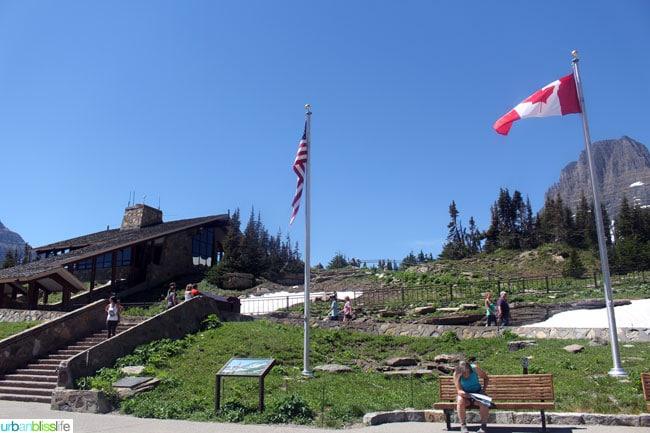 Visiting Glacier National Park - Visitor's Center