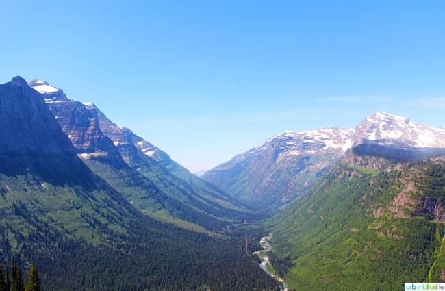 Visiting Glacier National Park