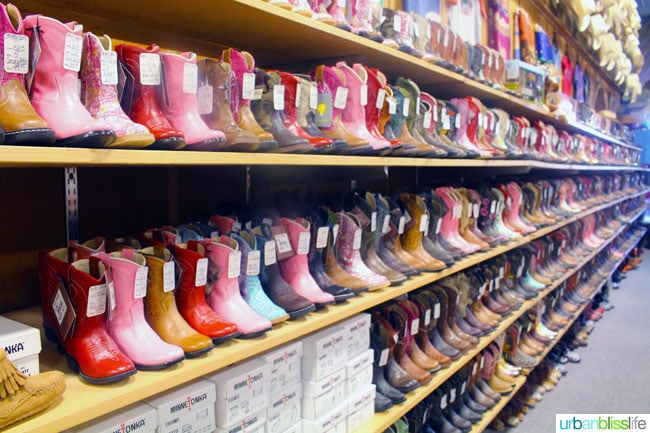 things to do in Kalispell Montana: country western store