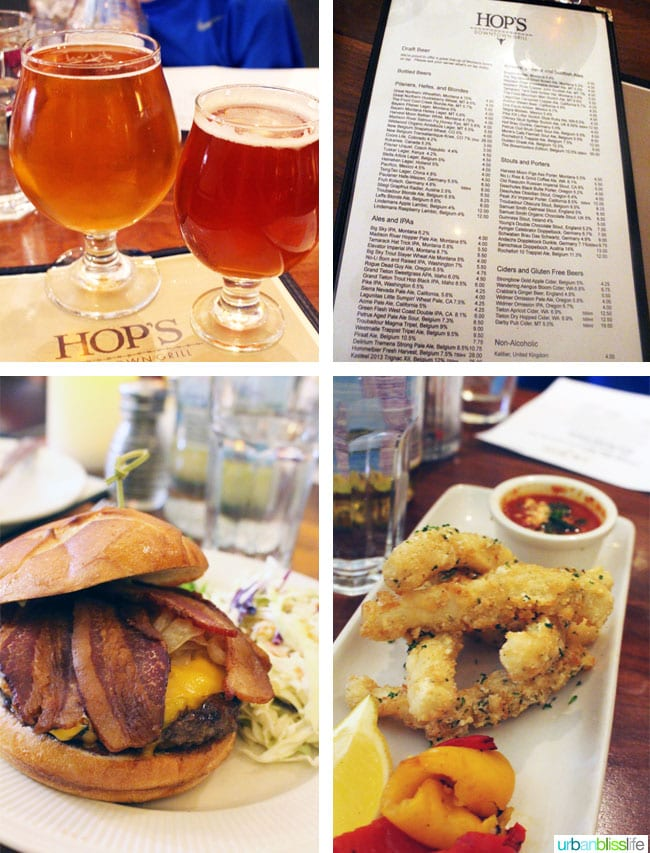 things to do in Kalispell Montana: Hops Grill