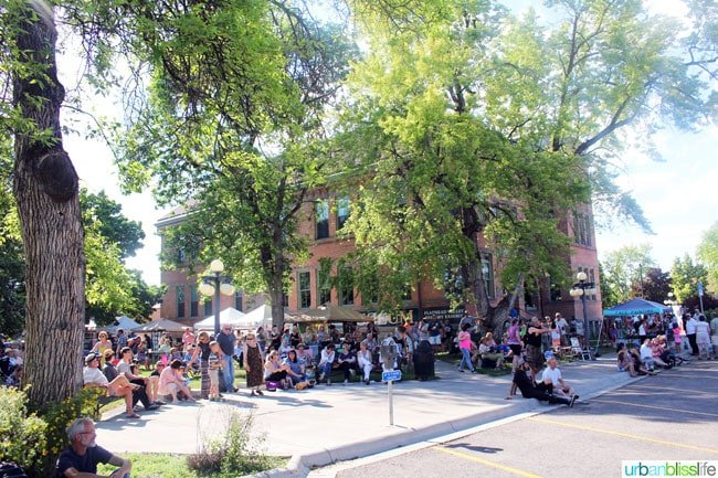 things to do in Kalispell Montana: food festival