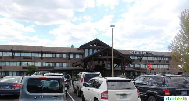 red lion hotel in Kalispell Montana