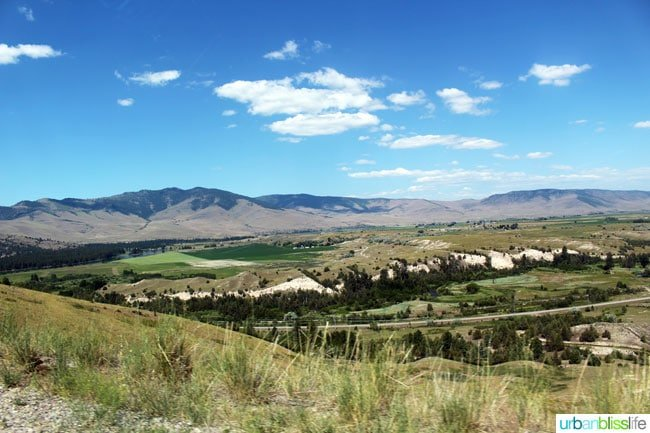 National Bison Range in Montana