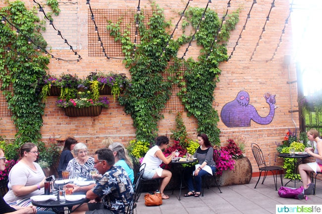 places to eat in Missoula: PLONK