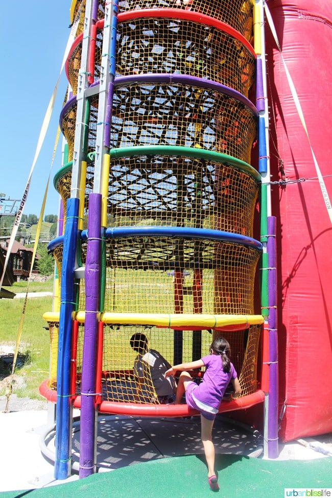 Whitefish Mountain Resort kids activities