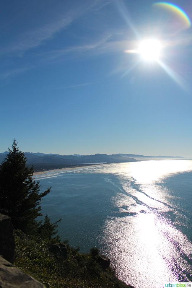 Oregon Coast Glamping - Travel Tips on UrbanBlissLife.com