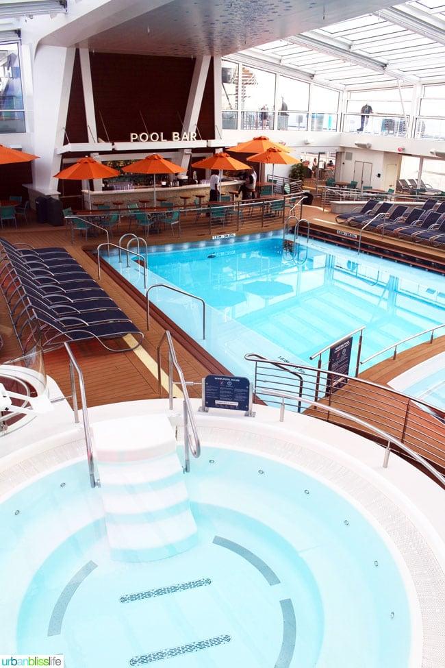 Royal Caribbean Anthem of the Seas Pool Bar