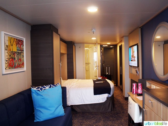 Royal Caribbean Anthem of the Seas Review - Staterooms