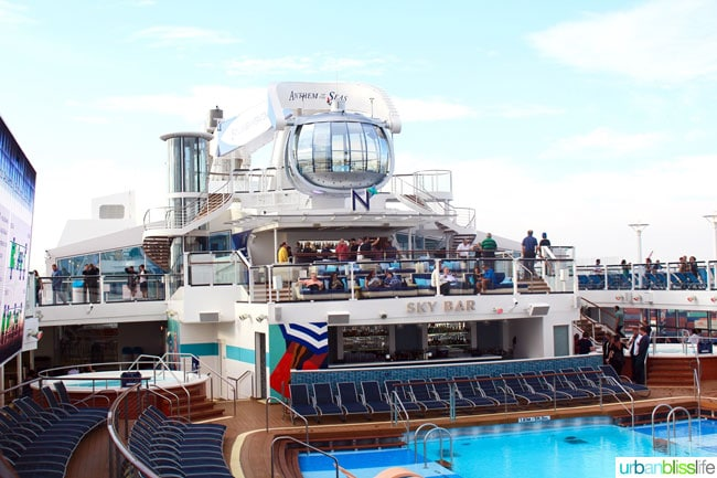 Royal Caribbean Anthem of the Seas Review on UrbanBlissLife.com
