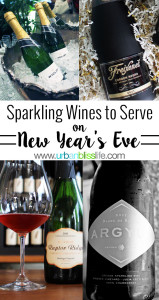 Sparkling Wines to Serve on New Year's Eve   UrbanBlissLife.com