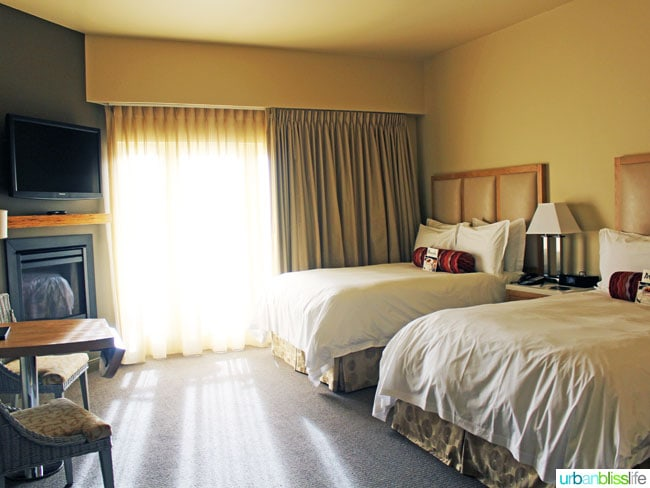 Inn at 5th hotel in Eugene, Oregon - guest room