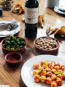wine pairing with mushrooms