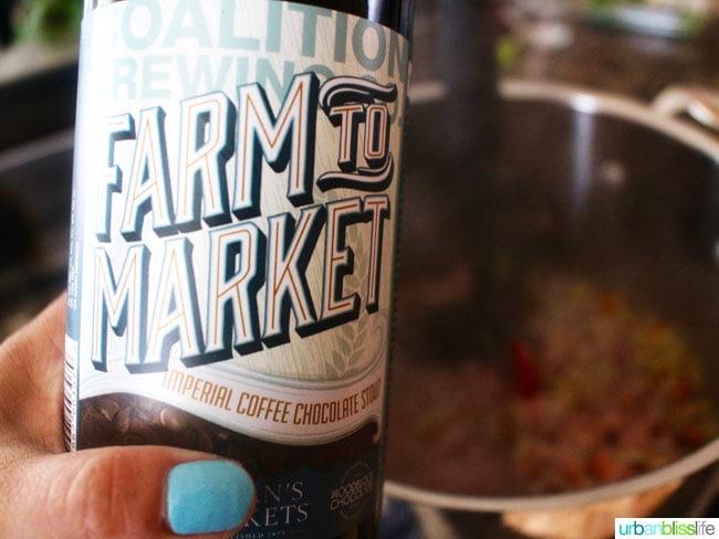 Farm to Market Chocolate Coffee Stout
