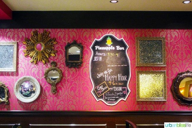 maxwell hotel seattle pineapple bar
