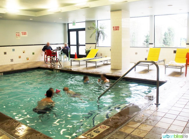 maxwell hotel seattle pool