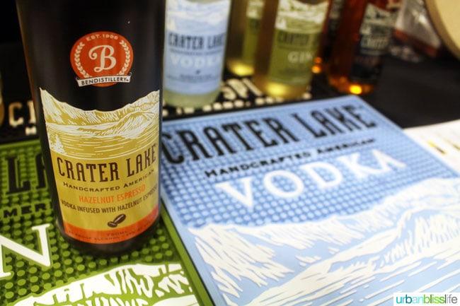 crater lake vodka