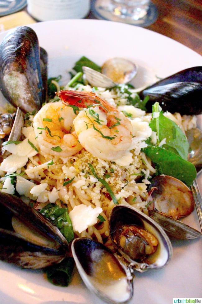 10 Acres Restaurant frutti di mare