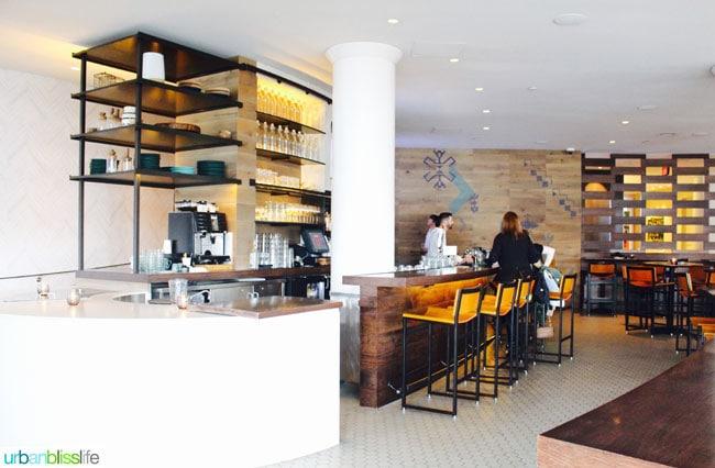Lure Restaurant victoria bc