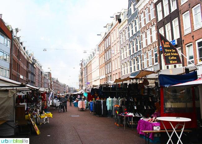 48 hours in Amsterdam, Travel Bliss on UrbanBlissLife.com
