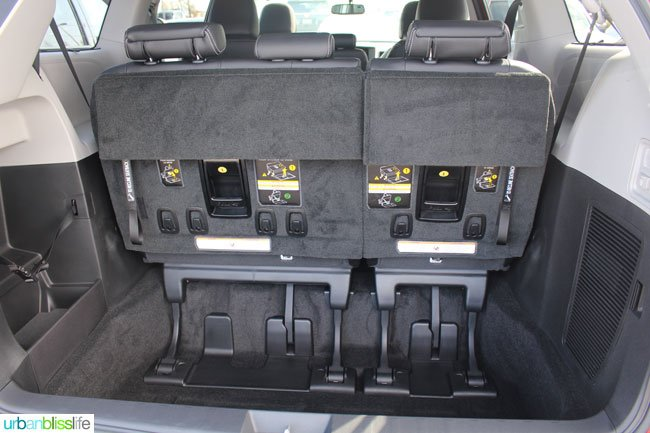 2016 Toyota Sienna review: interior