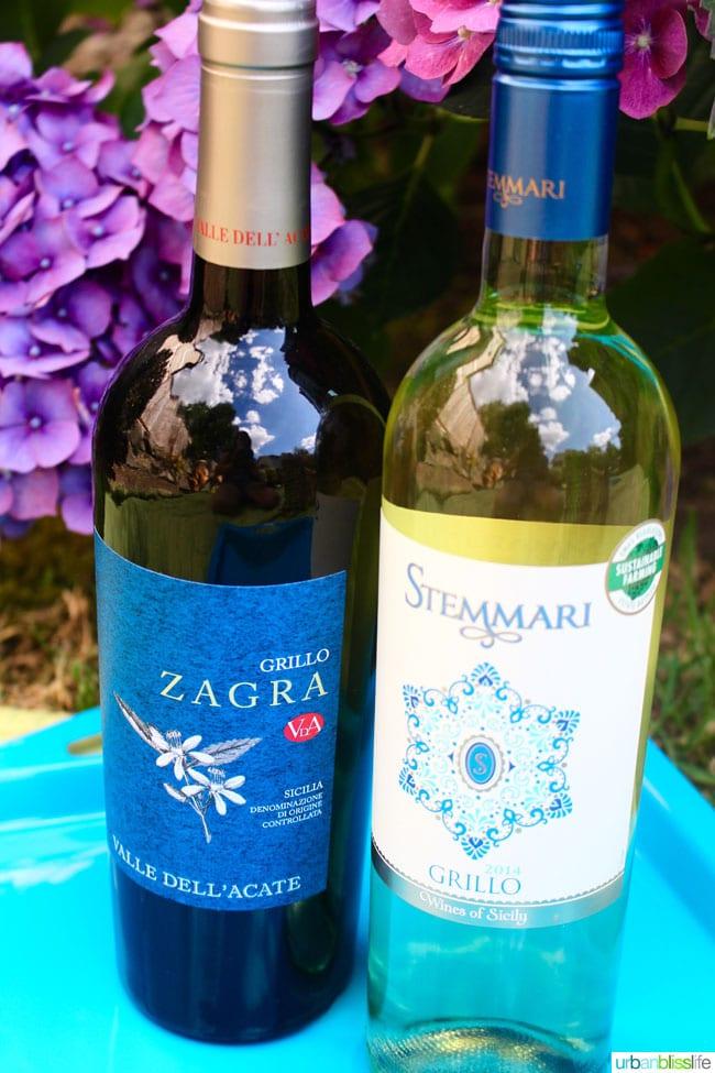 Picnic Wines: Grillo