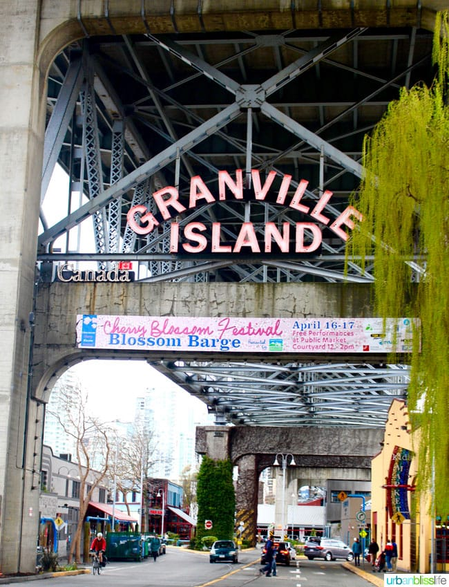 Things to do In Granville Island