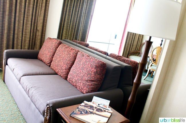 Where to stay in Honolulu: Outrigger Waikiki Beach Resort guest room