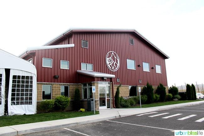 Bale Breaker Brewery in Yakima, Washington