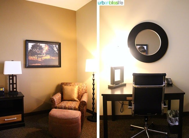 guestroom at Hotel Maison in Yakima