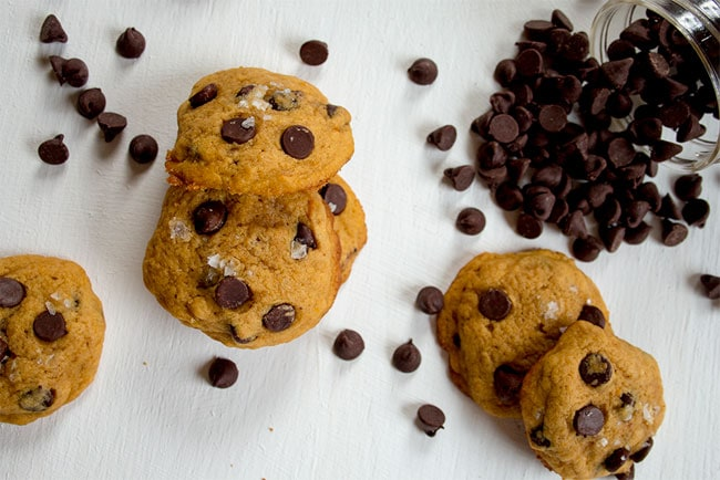 salted-pumpkin-chocolate-chip-cookies