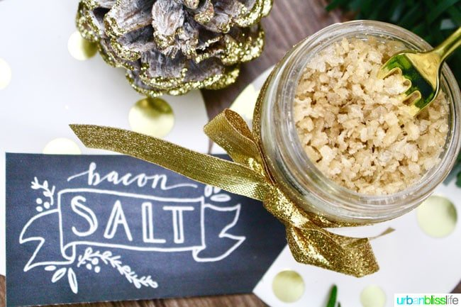 Build a Holiday Bacon Bar & Smithfield Bacon for a Year Giveaway on http://UrbanBlissLife.com