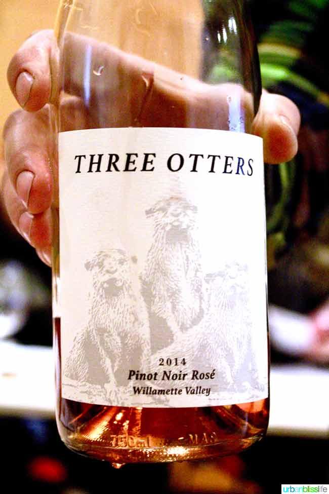 Wine Tasting Classes - pinot noir rose