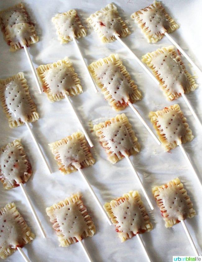 lolli-pop tarts