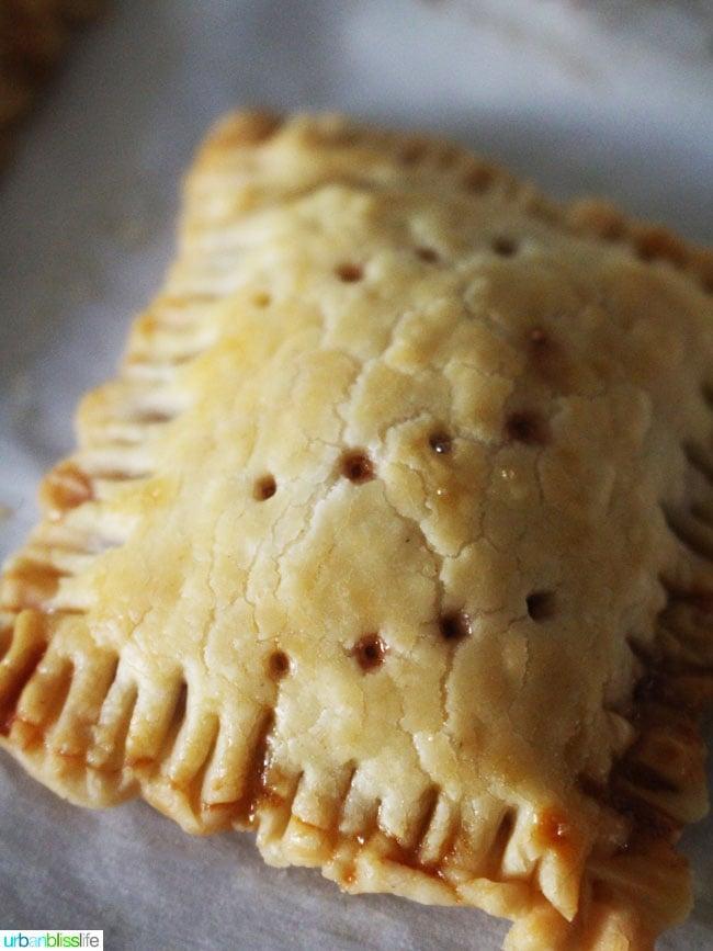 pop tart close up