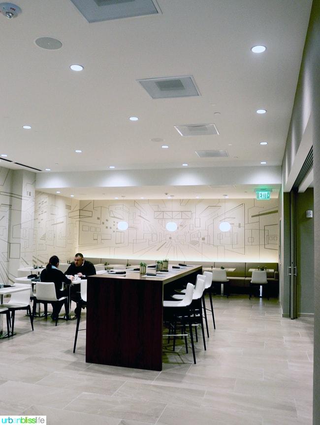 Boutique hotels Portland - AC Hotel restaurant