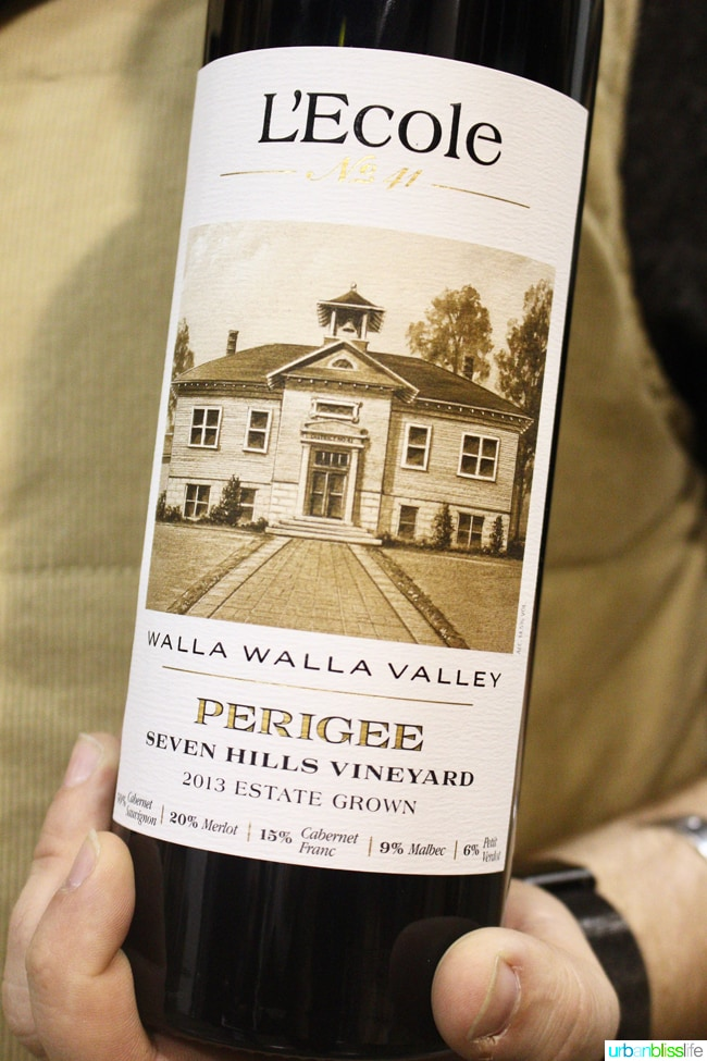 Walla Walla Wineries - L'Ecole