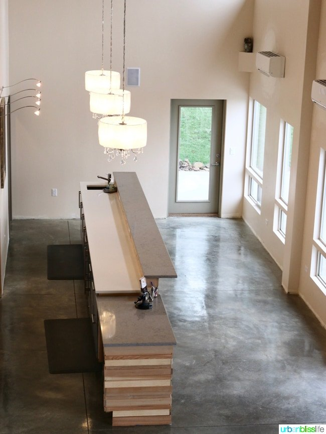Blizzard Wines builds new tasting room in Hillsboro, Oregon. Preview on UrbanBlissLife.com