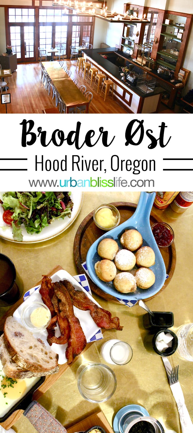 Hood River Restaurants - Broder Ost review on UrbanBlissLife.com