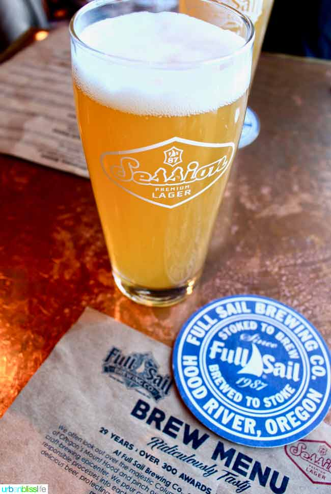 Things to do in Hood River - Full Sail Brewery