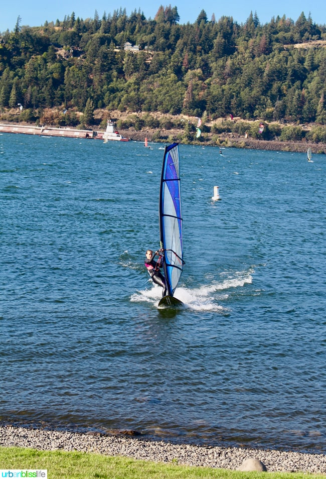 Things to do in Hood River - Windsurfing