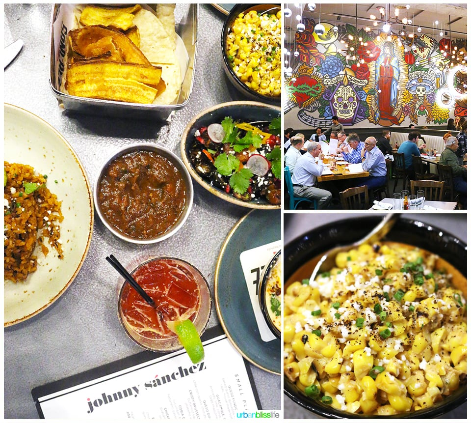 Johnny Sanchez New Orleans Restaurant review on UrbanBlissLife.com